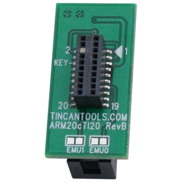 ARM20cTI20 - cTI 20-pin JTAG Adapter Board